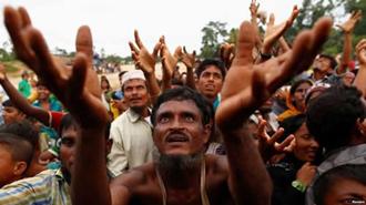 وضعیت وخیم آوارگان مسلمان روهینگیایی