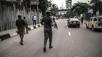 نیروهای ارتش نیجریه در حین یک عملیات