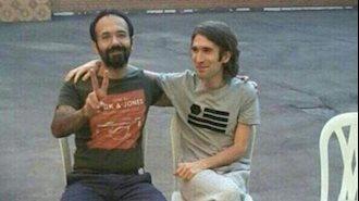 زندانیان سیاسی آرش صادقی - سهیل عربی