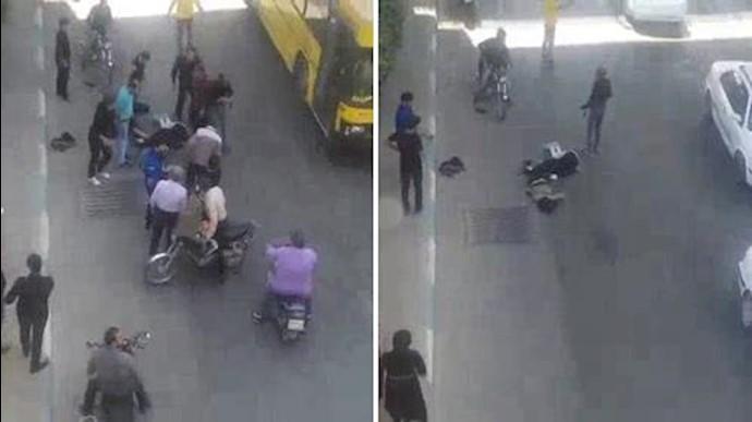 خودکشی دو دختر جوان با سقوط از پل در اصفهان