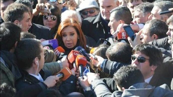 محاکمه کریستینا فرناندز به اتهام فساد مالی