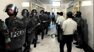 مأموران جنایتکار گارد امنیتی زندان اوین