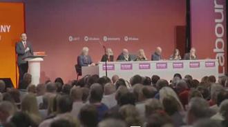 کنفرانس سالانه حزب کارگر انگلستان