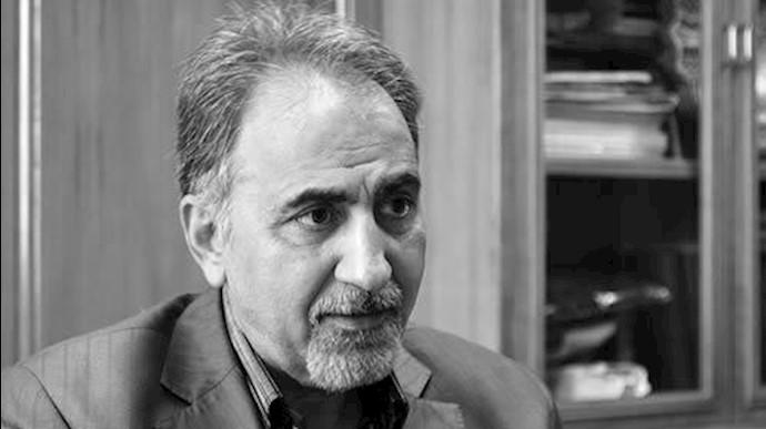 محمد علی نجفی شهردار رژیم در تهران