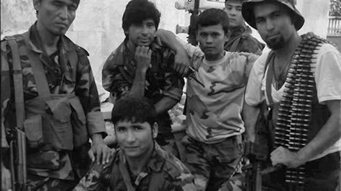 کشته شدن کودکان افغانی در سوریه
