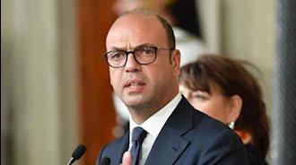 آنجلینو الفانو، وزیر امورخارجه ایتالیا