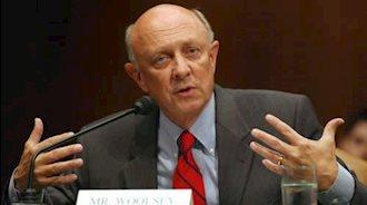 جیمز وولسی رئیس سابق سازمان مرکزی اطلاعات آمریکا