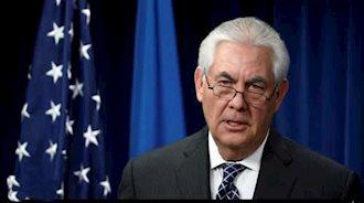 رکس تیلرسون وزیر خارجه آمریکا