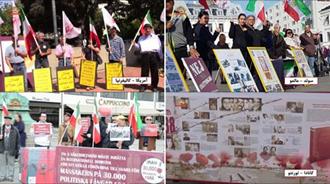 کارزار جنبش دادخواهی در کشورهای مختلف