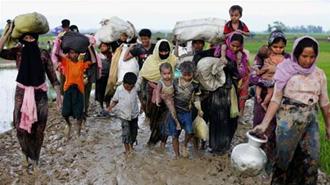 آوارگان مسلمان میانمار