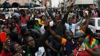 تظاهرات در زیمباوه