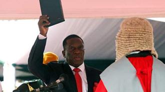 امرسون منانگاگوا رئیسجمهور جدید زیمبابوه