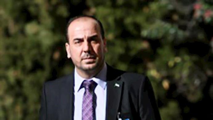 نصر الحریری، رئیس جدید کمیته عالی مذاکرات سوریه