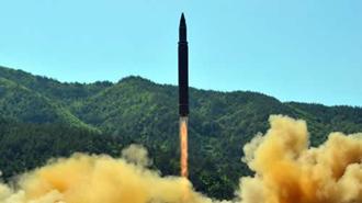 شلیک موشک بالستیک توسط کره شمالی