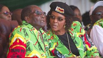 برکناری دیکتاتور زیمبابوه از قدرت توسط حزب حاکم