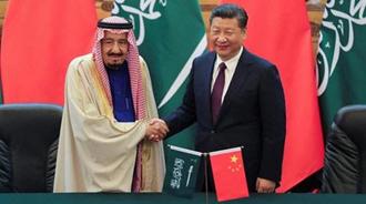 حمایت چین از عربستان در تحولات منطقه