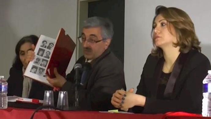 نمایشگاه و کنفرانس جنبش دادخواهی در شهرداری شهر سرژی پاریس