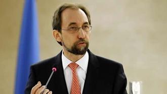 زید رعد الحسین، کمیسر عالی حقوق بشر  سازمان ملل