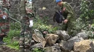 کشته شدن چهارده حافظ صلح سازمان ملل در کنگو