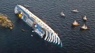 غرق شدن کشتی در فیلیپین