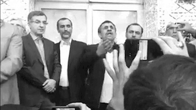 بحران رژیم بر سر فساد در دستگاه قضایی