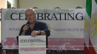 کنفرانس در سیدنی در حمایت از مبارزه مردم و مقاومت ایران علیه فاشیسم دینی