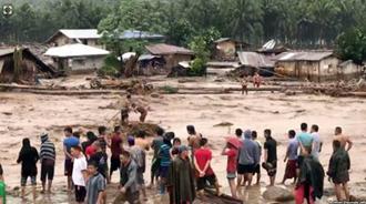 توفان استوایی فیلیپین