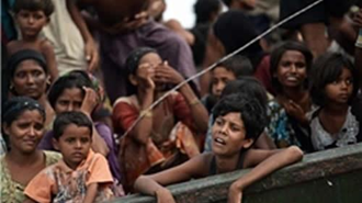 پناهندگان روهینگیا در بنگلادش