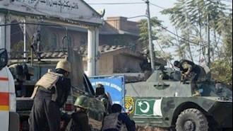 حمله تروریستی به دانشگاهی در پاکستان