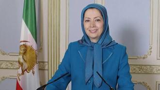 مریم رجوی رئیسجمهور برگزیده مقاومت ایران