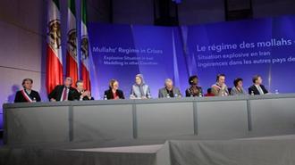 کنفرانس بینالمللی در پاریس با حضور رئیسجمهور برگزیده مقاومت