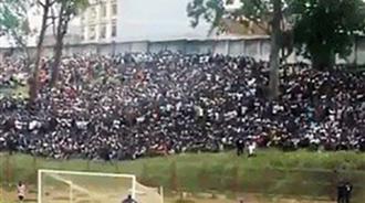 زدحام جمعیت در استادیومی در آنگولا تعدادی کشته و مصدوم بر جای گذاشت