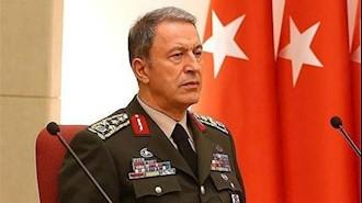 رئیس ستاد مشترک ارتش ترکیه