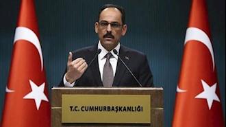 ابراهیم کالن سخنگوی ریاستجمهوری ترکیه