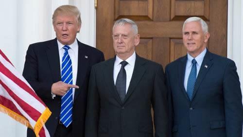 اعلام استراتژی جدید امریکا