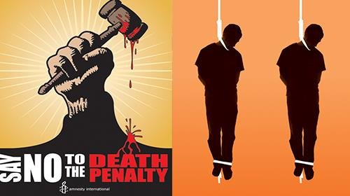 Campaign against death penalty