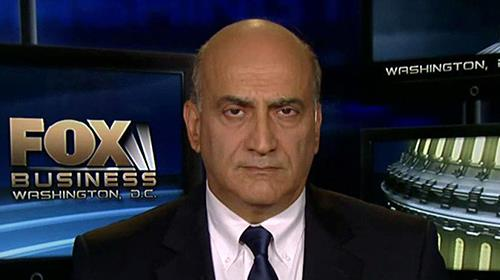 Walid Phares, Ph.D., a foreign policy adviser to Republican presidential candidate Donald Trump