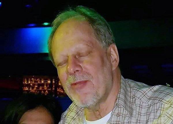 Stephen Paddock, the suspect in the Las Vegas shooting