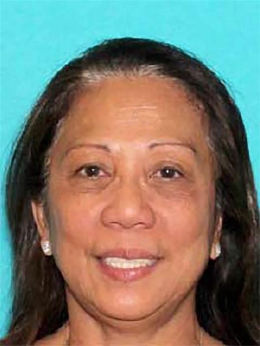 Marilou Danley is wanted by police for questioning in connection with the shooting in Las Vegas on Oct. 1. LVMPD