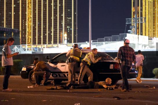 کشته شدن دستکم 60تن و 500تن زخمی در لاس وگاس