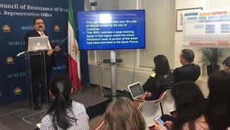 افشای برنامه هستهیی ایران - ۱۱آذر ۱۳۹۴- افشای طرحهای فریبکارانه رژیم ایران در پاسخ به سؤالات آژانس انرژی اتمی