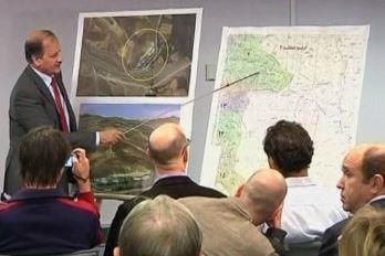 افشای برنامه هستهیی ایران –۲مهر ۱۳۸۸- افشای دو سایت جدید و افشای تولید چاشنی شدیدالانفجار