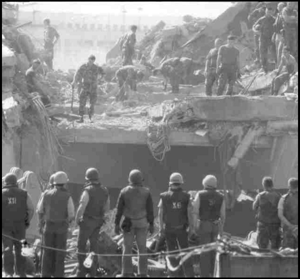 34 years have passed since that attack and today the IRGC has been designated a terrorist organization by the US Treasury Department.