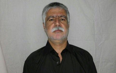 Mohammad Nazari, the Kurdish political prisoner