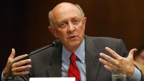 Former Director of Central Intelligence R. James Woolsey