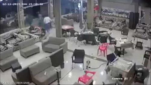 ارتفاع كبير في عدد ضحايا زلزال إيران