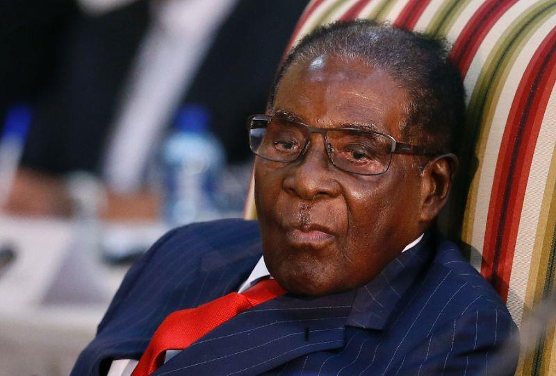 Zimbabwe's President Robert Mugabe, who has been in power since 1980, is in increasingly fragile health and makes regular trips abroad for medical treatment