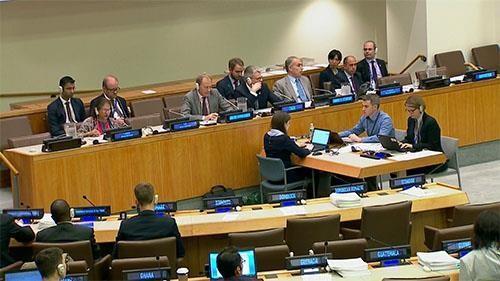 UNGA Thrid Committee on Human Rights