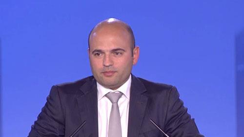 رایان کالوس ـ نماینده پارلمان مالت