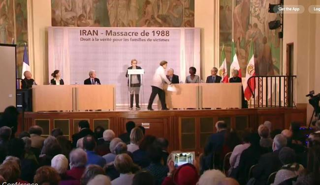 کنفرانس در حمایت از جنبش دادخواهی و محاکمه مسئولان قتلعام ۶۷
